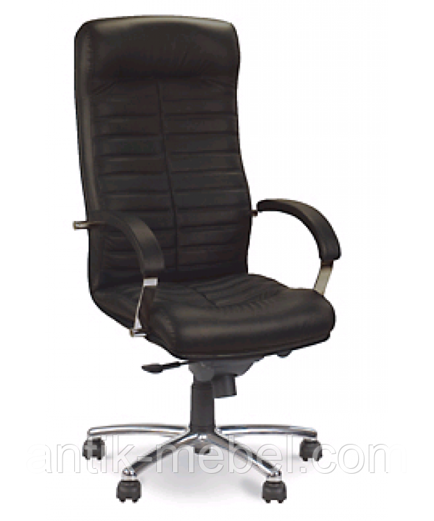 Кресло руководителя Орион хром комфорт
