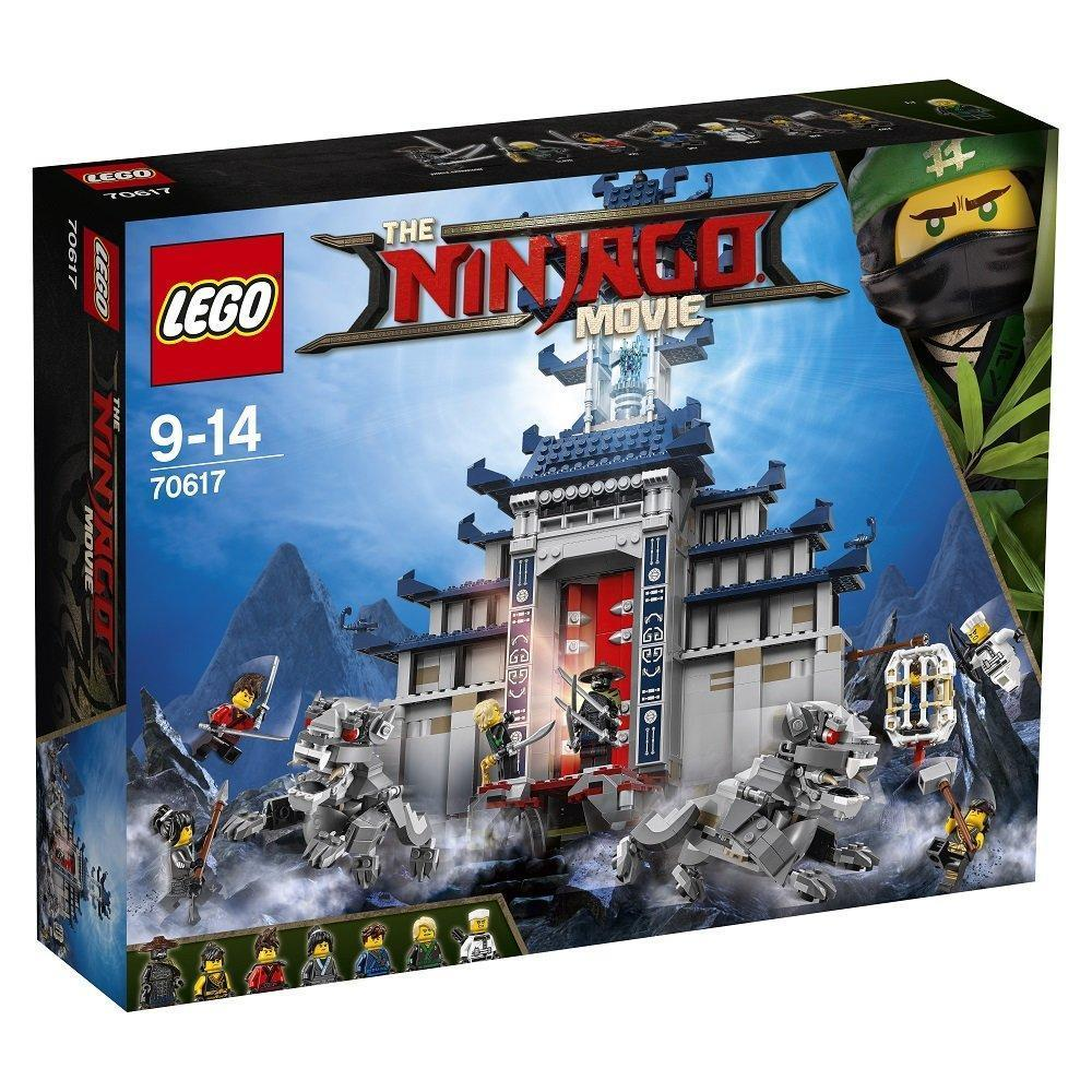 The Lego Ninjago Movie Храм Смертельного Оружия 70617