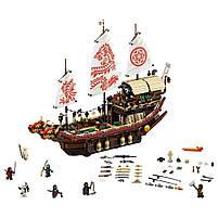 The Lego Ninjago Movie Летающий корабль Дар судьбы 70618, фото 3