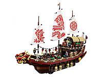 The Lego Ninjago Movie Летающий корабль Дар судьбы 70618, фото 4