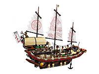 The Lego Ninjago Movie Летающий корабль Дар судьбы 70618, фото 5