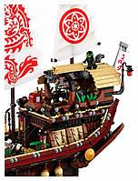 The Lego Ninjago Movie Летающий корабль Дар судьбы 70618, фото 6