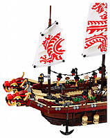 The Lego Ninjago Movie Летающий корабль Дар судьбы 70618, фото 8