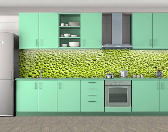 Стеновая панель для кухни с фотопечатью, 60 х 300 см. С защитной ламинацией, фото 2