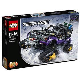Lego Technic Экстремальные приключения 42069