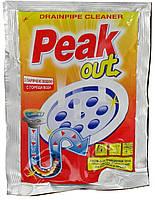 Peak Out для прочистки горячей водой 80 г