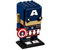 Lego BrickHeadz Капитан Америка 41589, фото 2