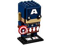 Lego BrickHeadz Капитан Америка 41589, фото 4