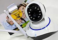 Камера видеонаблюдения (Видеоняня) The mobile phone network camera (HD) UKC 6030