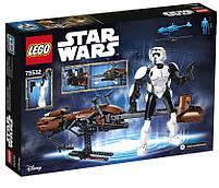 Lego Star Wars Штурмовик-разведчик на спидере 75532, фото 2