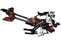 Lego Star Wars Штурмовик-разведчик на спидере 75532, фото 3
