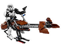 Lego Star Wars Штурмовик-разведчик на спидере 75532, фото 6