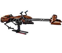 Lego Star Wars Штурмовик-разведчик на спидере 75532, фото 7