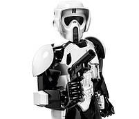 Lego Star Wars Штурмовик-разведчик на спидере 75532, фото 9