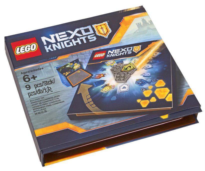 Lego Nexo Knights Кейс для Некзо Сил 5004913