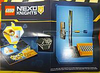 Lego Nexo Knights Кейс для Некзо Сил 5004913, фото 7
