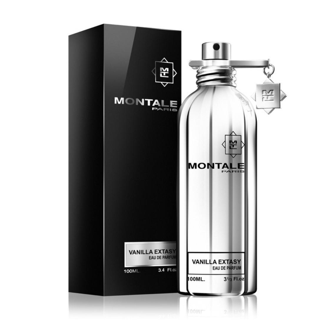 Женские тестер духи MONTALE Vanilla Extasy - 100ml  (Монталь Ванила Экстази) нишевая парфюмированная вода