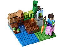 Lego Minecraft Арбузная ферма 21138, фото 3