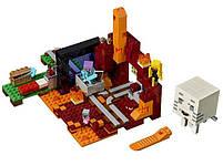 Lego Minecraft Портал в Подземелье 21143, фото 3