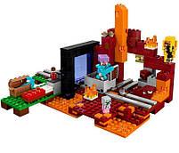 Lego Minecraft Портал в Подземелье 21143, фото 4