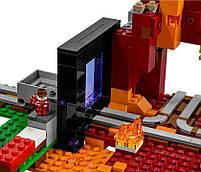 Lego Minecraft Портал в Подземелье 21143, фото 7