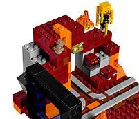 Lego Minecraft Портал в Подземелье 21143, фото 8