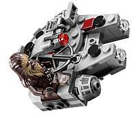 Lego Star Wars Микрофайтер Сокол Тысячелетия 75193, фото 4