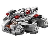 Lego Star Wars Микрофайтер Сокол Тысячелетия 75193, фото 5