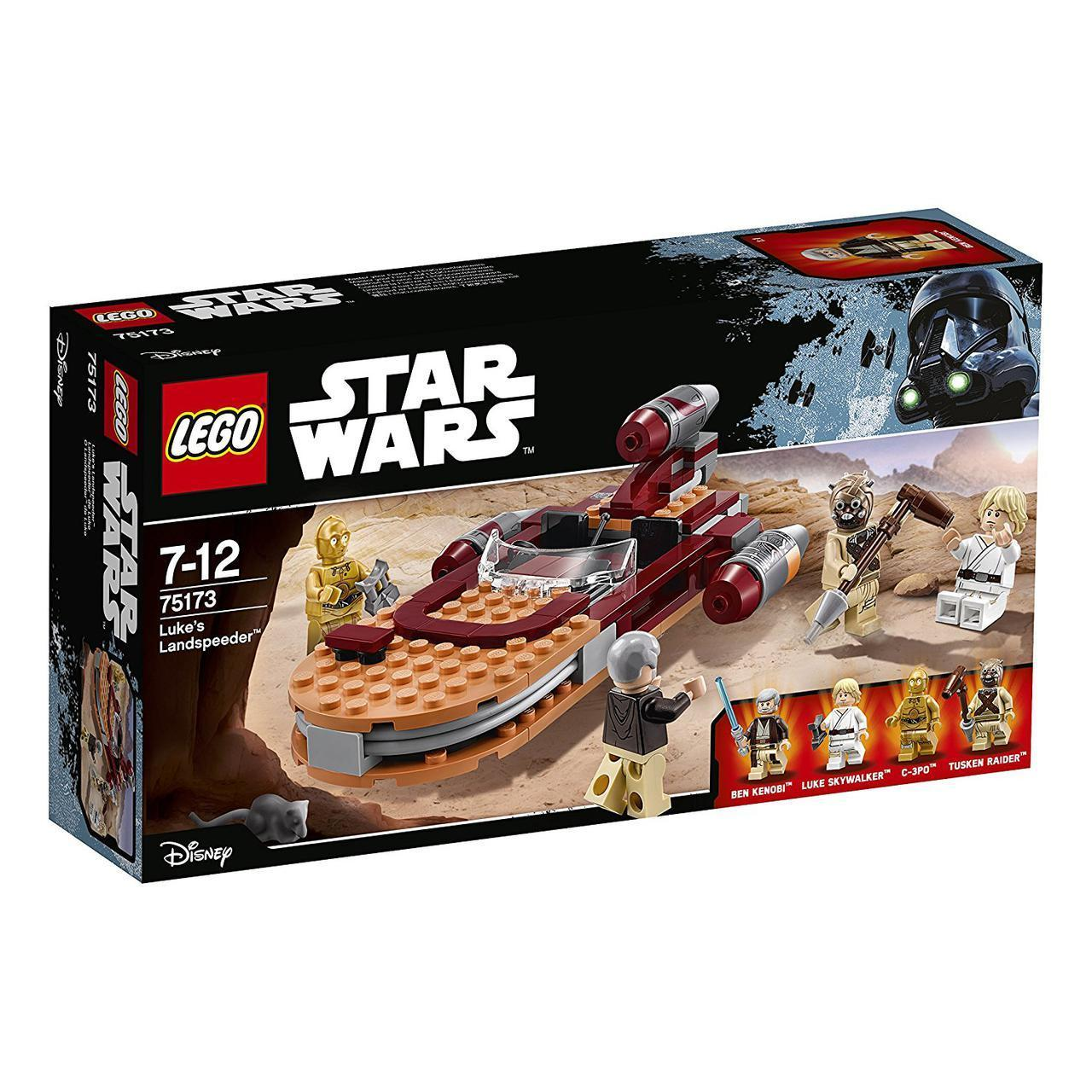 Lego Star Wars Спидер Люка 75173