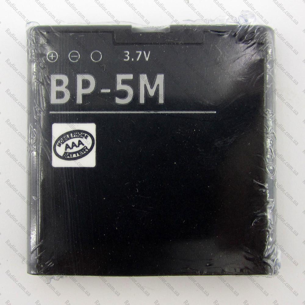 АКБ Nokia BP-5M копия