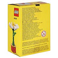 Lego Iconic Цветы 40187, фото 4