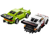 Lego Speed Champions Porsche 911 RSR и 911 Turbo 3.0 75888, фото 5