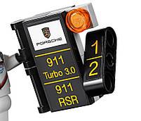 Lego Speed Champions Porsche 911 RSR и 911 Turbo 3.0 75888, фото 9