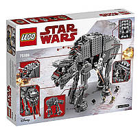 Lego Star Wars Штурмовой шагоход Первого Ордена 75189, фото 2
