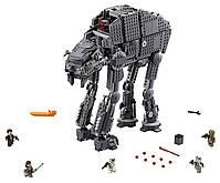 Lego Star Wars Штурмовой шагоход Первого Ордена 75189, фото 3