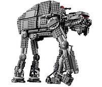 Lego Star Wars Штурмовой шагоход Первого Ордена 75189, фото 4