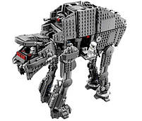 Lego Star Wars Штурмовой шагоход Первого Ордена 75189, фото 6