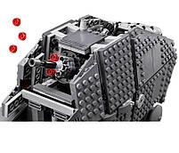 Lego Star Wars Штурмовой шагоход Первого Ордена 75189, фото 9