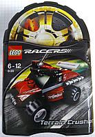 Lego System Racers Tiny Turbos Terrain Crusher 8130, фото 3