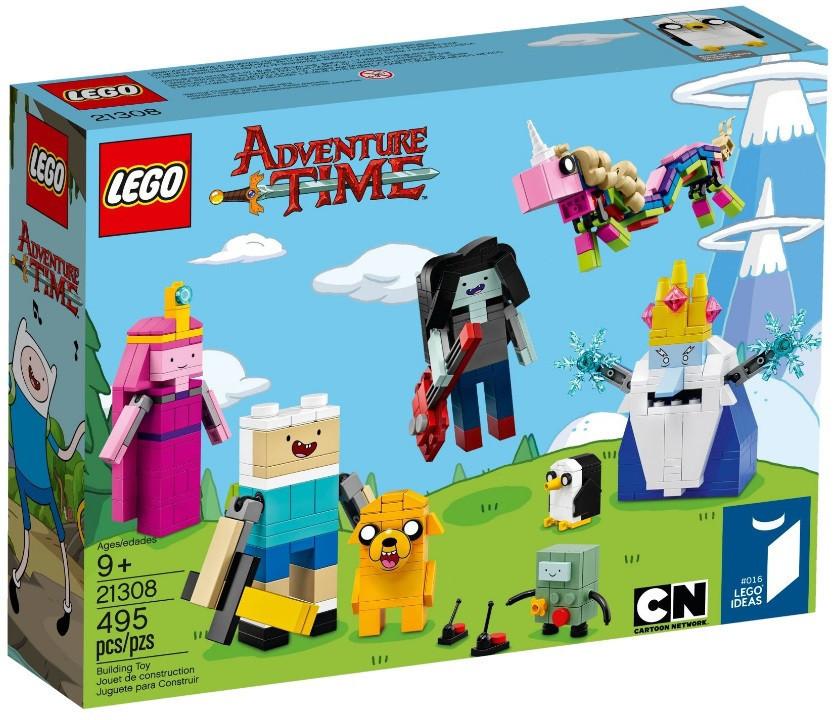 Lego Ideas Время приключений 21308