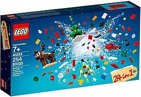 Lego Iconic Рождественские Идеи 24 в 1 40253