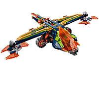 Lego Nexo Knights Лук-Х Аарона 72005, фото 4