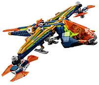 Lego Nexo Knights Лук-Х Аарона 72005, фото 5
