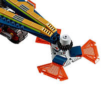 Lego Nexo Knights Лук-Х Аарона 72005, фото 6