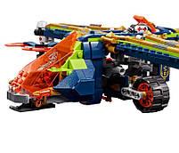 Lego Nexo Knights Лук-Х Аарона 72005, фото 7