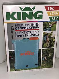 Опрыскиватель аккумуляторный KING PROFI 15ah 16 Л