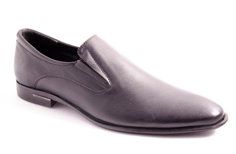 Туфли мужские черные Romani 5540405 р.40-45