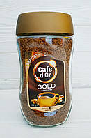 Кофе растворимый Cafe d'Or Gold 200гр. (Польша)