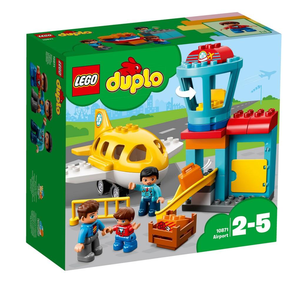 Lego Duplo Аэропорт 10871