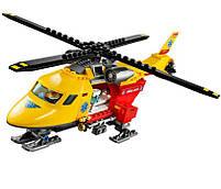 Lego City Вертолет скорой помощи 60179, фото 4